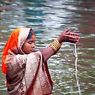 Chhath Puja(Worship to Sun)#2 by Mukesh Srivastava