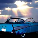 57 Chevy by Pat Moore