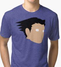 Phoenix Wright Tri-blend T-Shirt