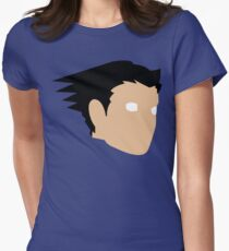 Phoenix Wright Womens Fitted T-Shirt