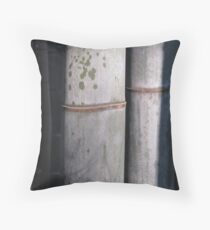 harmony to two Throw Pillow