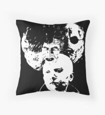 Hellraiser Icons Throw Pillow