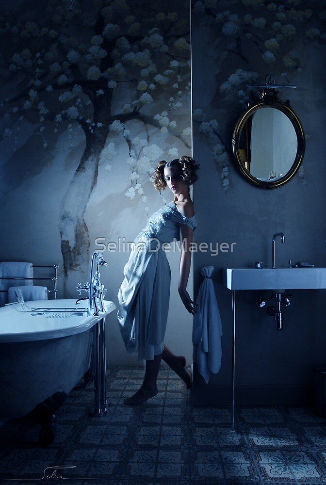 A Dream In The Bathroom by SelinaDeMaeyer
