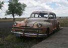Ghost Car by Dave Davis