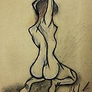 Fragile Nude... by C. Rodriguez