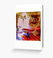 Rooms Greeting Card