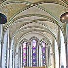 Chancel, St Mary, Minster by Dave Godden