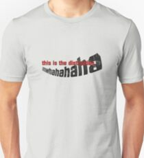 This is the distraction Unisex T-Shirt