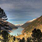 In the Alps by Stefan Trenker