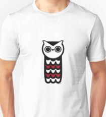 Wise Owl Slim Fit T-Shirt