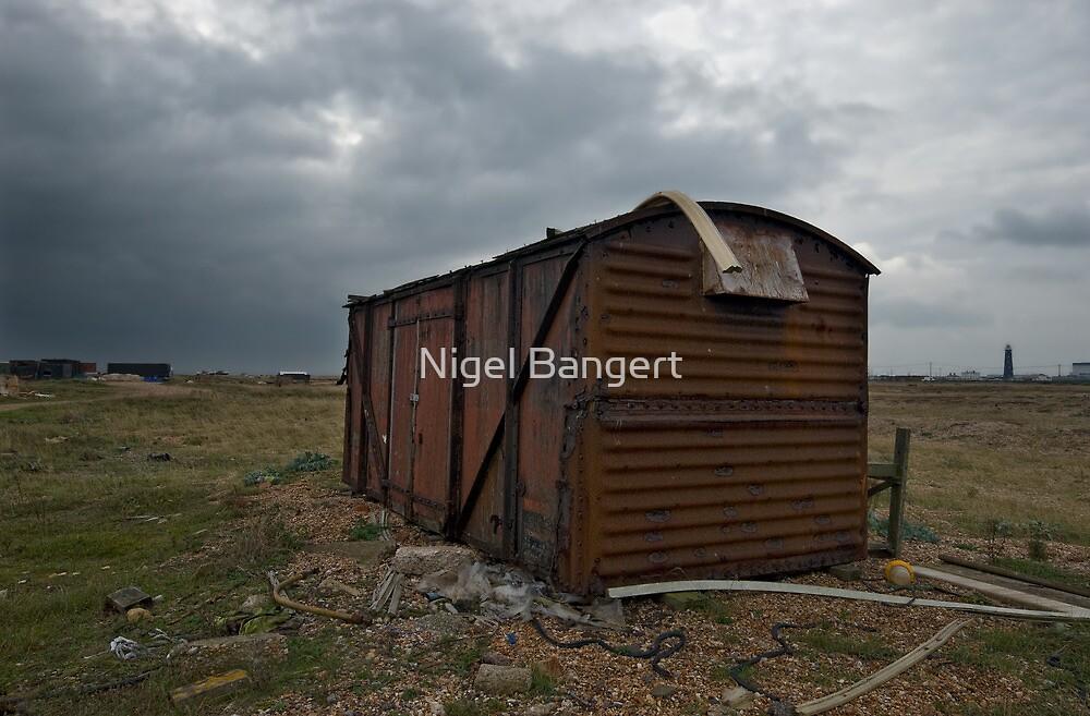 Off the Rails by Nigel Bangert