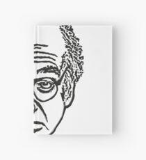 Larry David Face Stationary Hardcover Journal