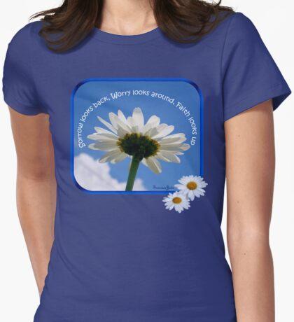 Faith Looks Up ~ Daisies! T-Shirt