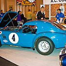 AC Cobra Le Mans Replica by Willie Jackson