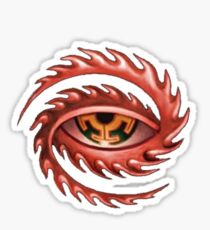 TOOL Band Inspired Eye Artwork Sticker