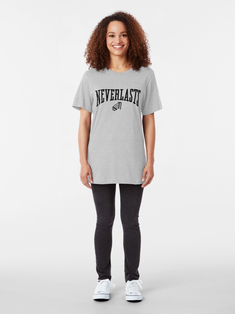 Alternate view of Neverlasts Slim Fit T-Shirt