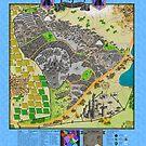 The City of Fulgrath by Koray Birenheide