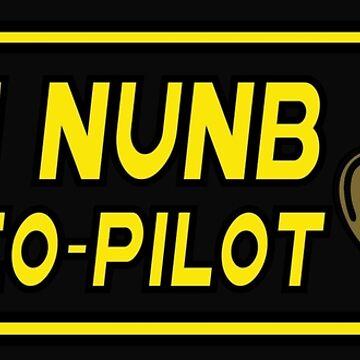 Star Wars - Nien Nunb Is My Co-Pilot by Midwestern