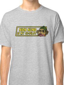 Star Wars - Nien Nunb Is My Co-Pilot Classic T-Shirt