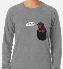 pocket Rex - yawn Lightweight Sweatshirt