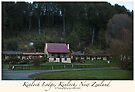Kinloch Lodge, Kinloch, New Zealand by Odille Esmonde-Morgan