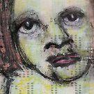 Face,  Bernard Lacoque-46 by ArtLacoque