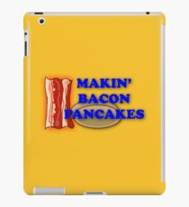 Adventure Time-Makin' Bacon Pancakes iPad Case/Skin