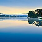 The Cool Light of Daybreak - Ullswater, Cumbria. UK by David Lewins