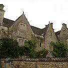 Kelmscott Manor by BronReid