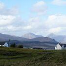 Isle of Skye just out of Kyleakin heading north by BronReid