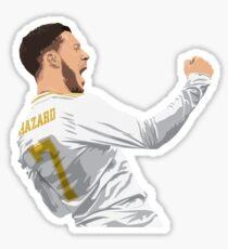Eden Hazard Sticker