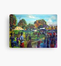 Mary River Festival Canvas Print