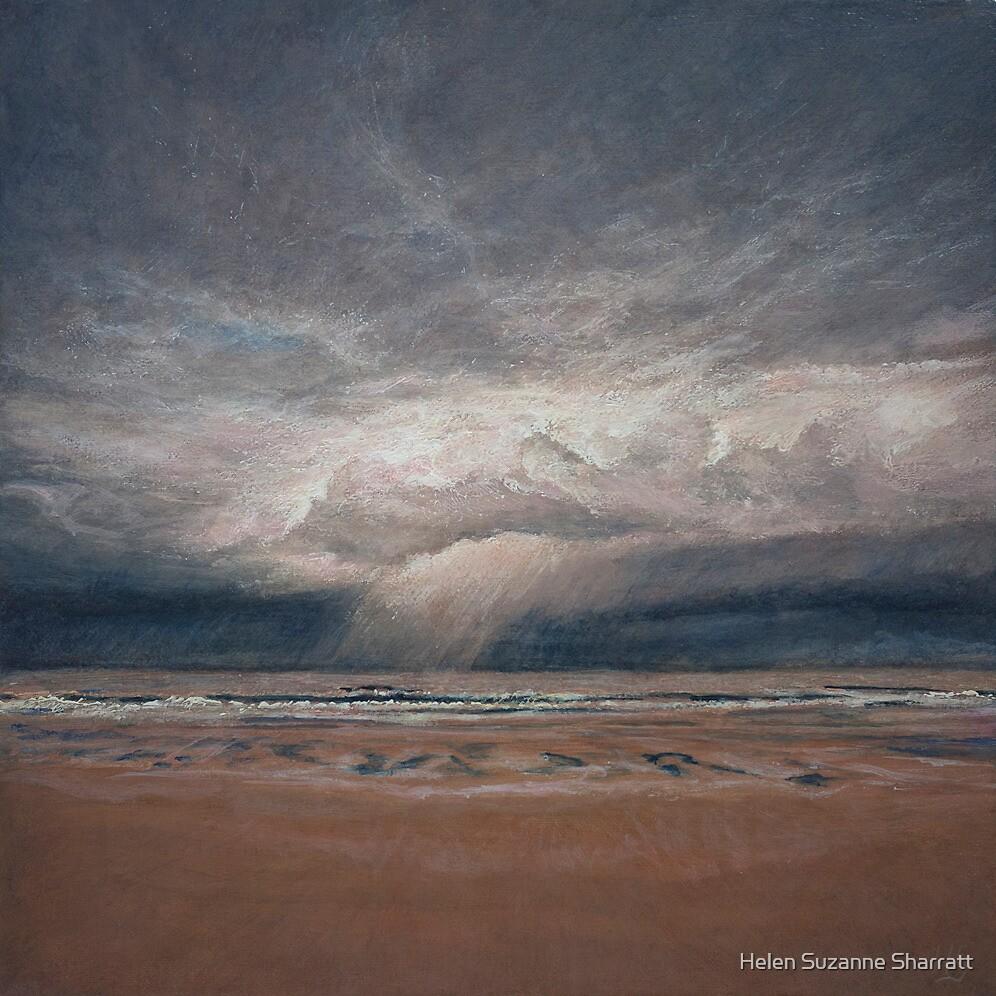heaven slots through a hebridean sky by Helen Suzanne Sharratt