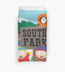 South Park Boys Duvet Cover