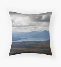 Mount Orford Throw Pillow
