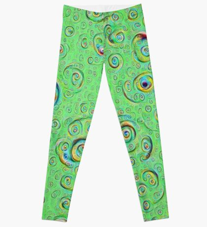 DeepDream Green Full 4K Leggings