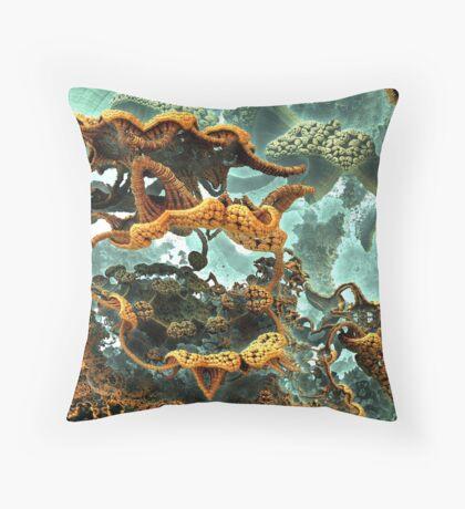 Pandora 3 Throw Pillow