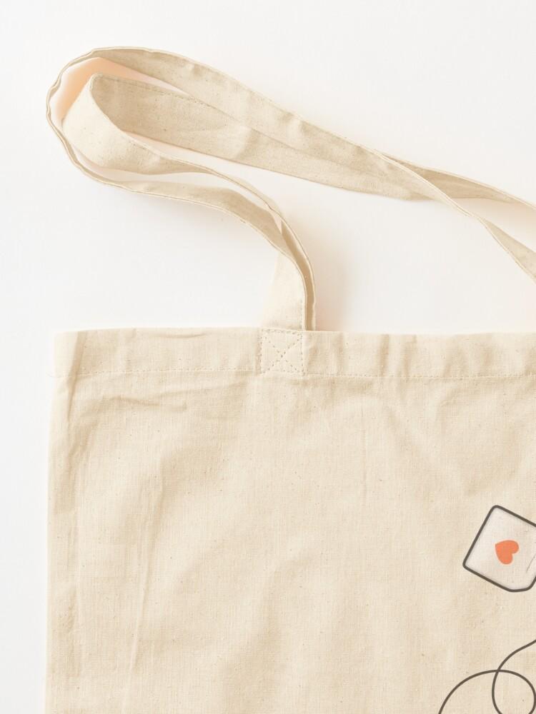 Alternate view of Tea time Tote Bag