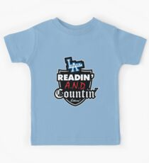 Learn Readin' and Countin' by lilterra.com Kids Clothes