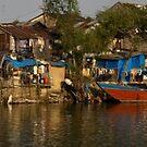 Hue River Life 4 - Panorama by Jordan Miscamble