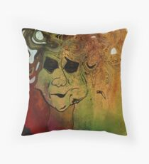 'Evaporating Thoughts'  Throw Pillow