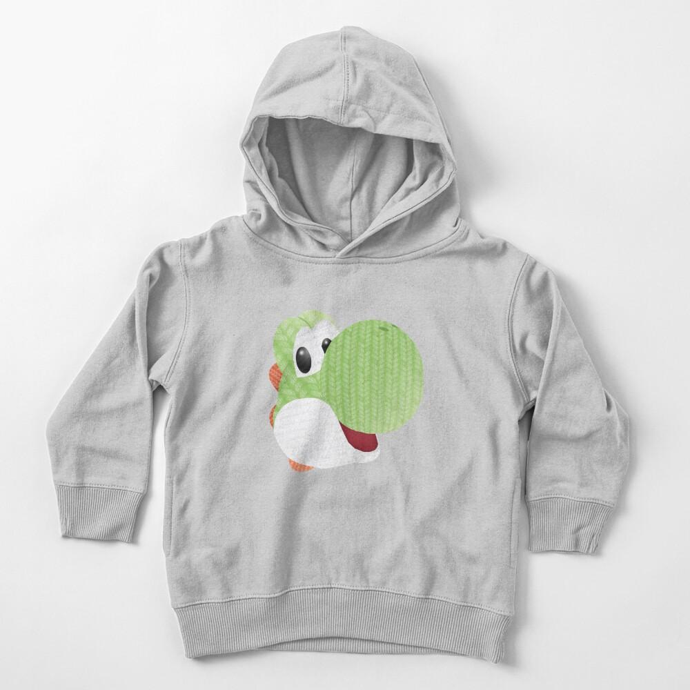Yarn Yoshi Toddler Pullover Hoodie
