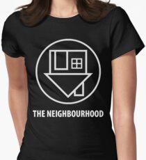The Neighbourhood I Love You Logo Women's Fitted T-Shirt