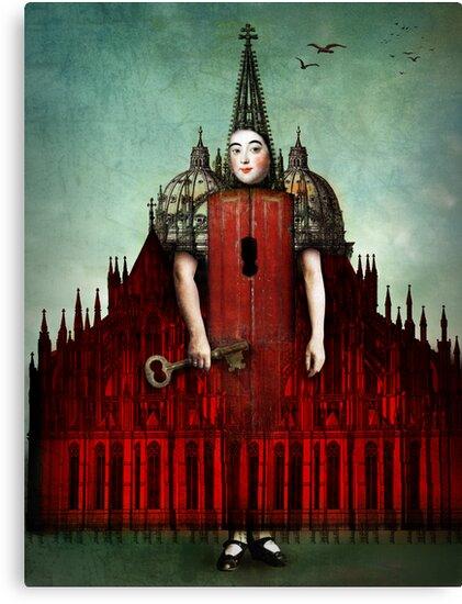 Das Schloss by Catrin Welz-Stein