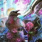 Raven Memories by barrettbiggers