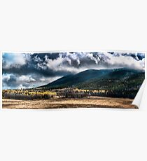 Mountain Panoramic- southern colorado Poster