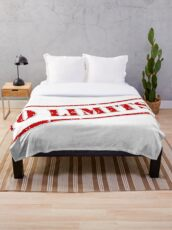 No limits stamp Throw Blanket