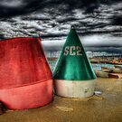 The Big Buoys by Scott Carr