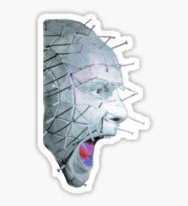 Pinhead Scream - Hellraiser Sticker