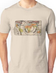 Travel The World With A Camera Unisex T-Shirt